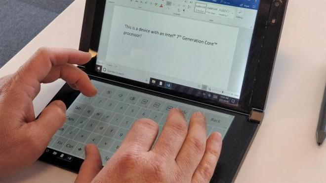 Sau Microsoft và Dell, đến lượt Intel cũng chạy theo xu hướng PC màn hình gập - Ảnh 3.