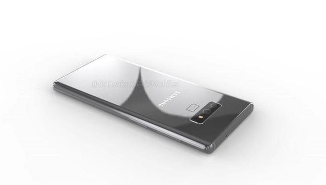 Đây là Samsung Galaxy Note9, màn hình không tai thỏ, thiết kế hao hao Note8 - Ảnh 7.