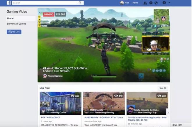 Facebook ra mắt nền tảng livestream game hoàn toàn mới, tiếp tục nuôi tham vọng lật đổ Twitch và YouTube - Ảnh 1.