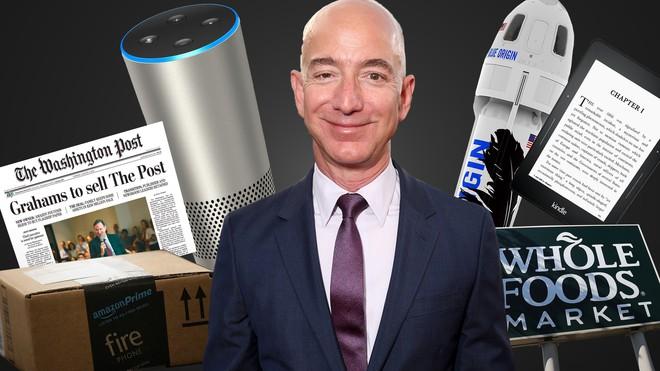 Làm thế nào Jeff Bezos ra các quyết định đúng từ 30 năm trước - Ảnh 4.