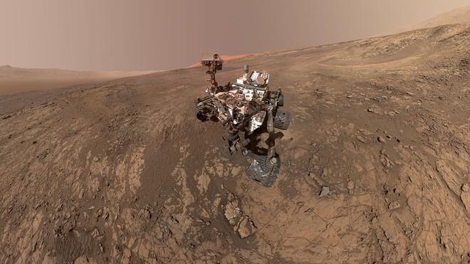 NASA: Tìm thấy vật chất hữu cơ cổ đại trên Sao Hỏa, các nhà khoa học đang đi đúng hướng để tìm ra dấu vết sự sống - Ảnh 1.