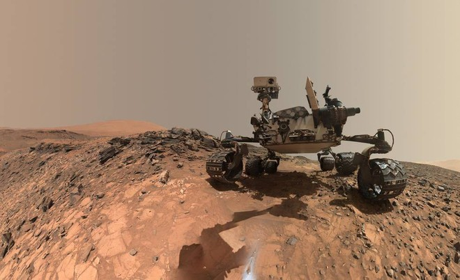 Kết quả họp báo NASA: Tìm ra dấu vết của sự sống trên sao Hỏa trong quá khứ, và có thể bây giờ vẫn còn - Ảnh 1.