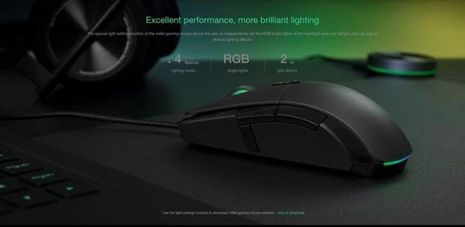 Xiaomi ra mắt chuột không dây Mi Gaming Mouse, dành riêng cho game thủ, giá 39 USD - Ảnh 4.