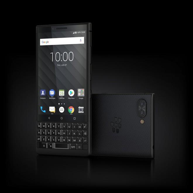 3 điều TCL cần làm để giúp BlackBerry KEY2 thành công - Ảnh 1.
