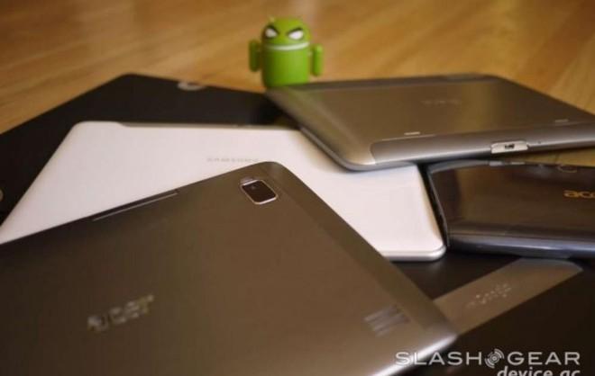 Lượng truy cập internet qua tablet đã vượt PC - Ảnh 1.