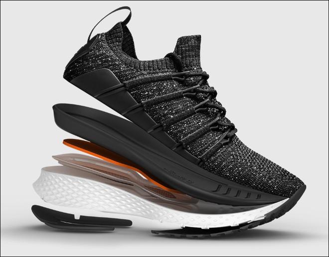 Xiaomi trình làng giày thể thao Mi Sports Sneakers 2, cải thiện thiết kế, giá giữ nguyên 31 USD - Ảnh 2.