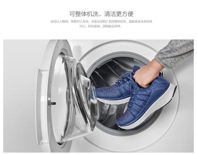 Xiaomi trình làng giày thể thao Mi Sports Sneakers 2, cải thiện thiết kế, giá giữ nguyên 31 USD - Ảnh 4.