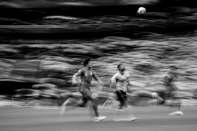 Một World Cup 2018 đầy cảm xúc được tái hiện qua bộ ảnh trắng đen do chính FIFA đăng tải - Ảnh 11.