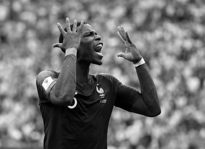 Một World Cup 2018 đầy cảm xúc được tái hiện qua bộ ảnh trắng đen do chính FIFA đăng tải - Ảnh 19.