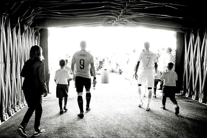 Một World Cup 2018 đầy cảm xúc được tái hiện qua bộ ảnh trắng đen do chính FIFA đăng tải - Ảnh 23.