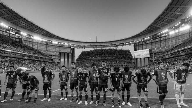 Một World Cup 2018 đầy cảm xúc được tái hiện qua bộ ảnh trắng đen do chính FIFA đăng tải - Ảnh 15.