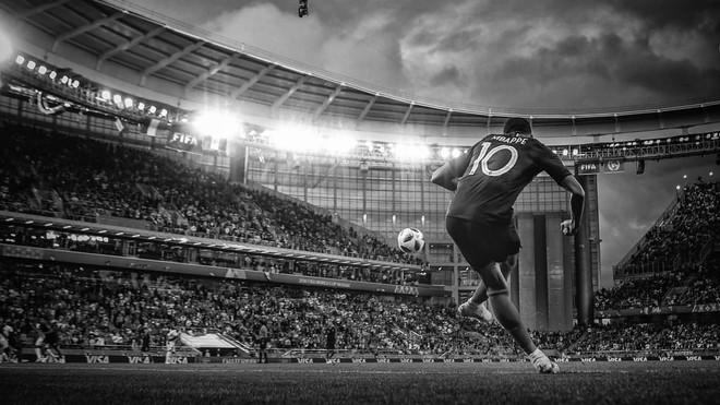 Một World Cup 2018 đầy cảm xúc được tái hiện qua bộ ảnh trắng đen do chính FIFA đăng tải - Ảnh 21.