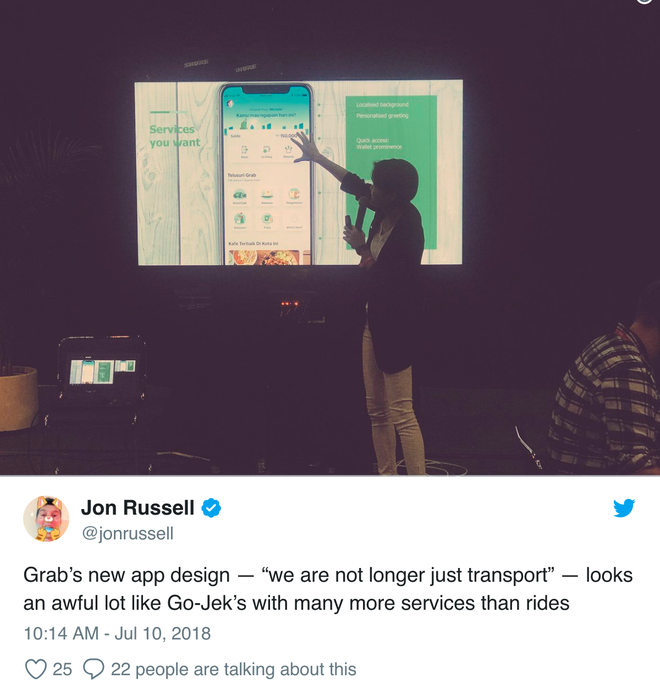 Sau khi sáp nhập với Uber tại Đông Nam Á, Grab muốn mở rộng dịch vụ bằng một siêu ứng dụng như WeChat, Alipay và Go-Jek - Ảnh 3.