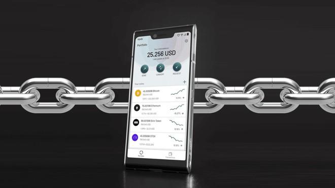 Điện thoại blockchain của Sirin Labs sẽ lên kệ vào tháng 11 năm nay, giá 1.000 USD - Ảnh 2.