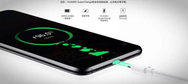 Rò rỉ công nghệ sạc nhanh của Huawei, sạc 90% pin chỉ trong 30 phút - Ảnh 1.