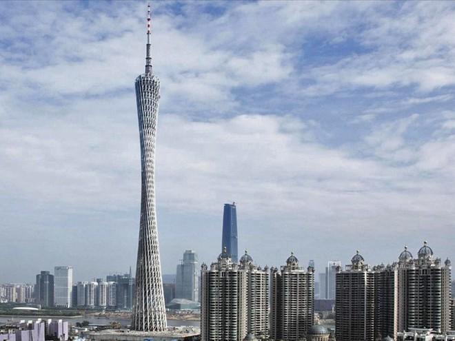 Thế giới đang trong cuộc chạy đua mới về số lượng các tòa nhà chọc trời - Ảnh 2.
