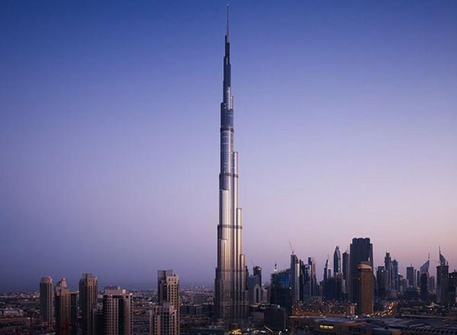 Thế giới đang trong cuộc chạy đua mới về số lượng các tòa nhà chọc trời - Ảnh 1.