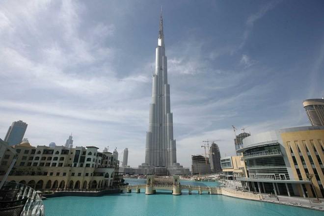 Thế giới đang trong cuộc chạy đua mới về số lượng các tòa nhà chọc trời - Ảnh 3.
