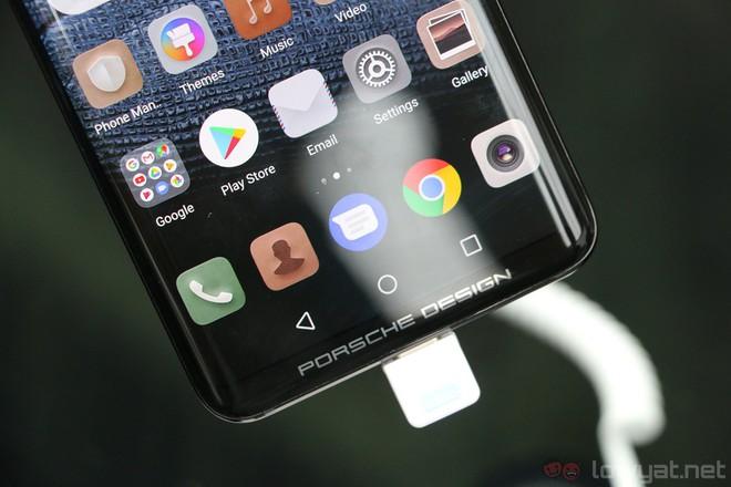 Huawei Mate 20 Pro sẽ có màn hình OLED cong - Ảnh 1.