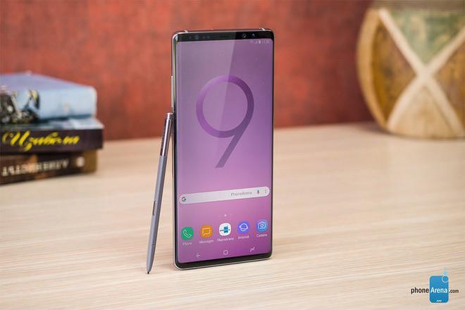 Chip Exynos 9820 của Samsung bất ngờ xuất hiện trong bài test hiệu năng của Galaxy Note9? - Ảnh 1.