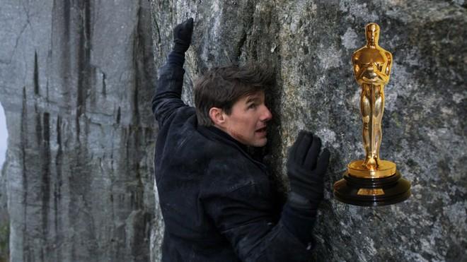 Khen phim chán chê, fan của Mission: Impossible 6 quay sang hỏi Oscar của chúng tôi đâu? - Ảnh 1.