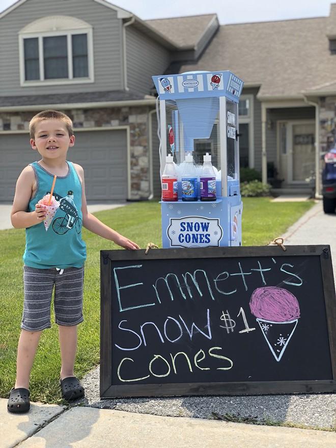 Ông bố dạy con bài học đầu tiên về tiền bạc, không ngờ cậu bé lại kinh doanh thành công ngay từ khi 6 tuổi - Ảnh 5.