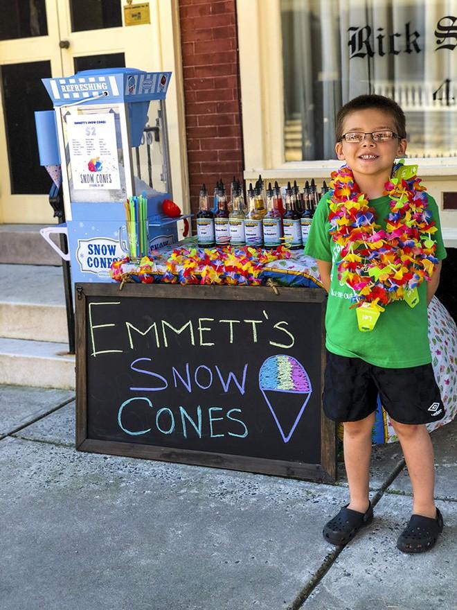 Ông bố dạy con bài học đầu tiên về tiền bạc, không ngờ cậu bé lại kinh doanh thành công ngay từ khi 6 tuổi - Ảnh 10.