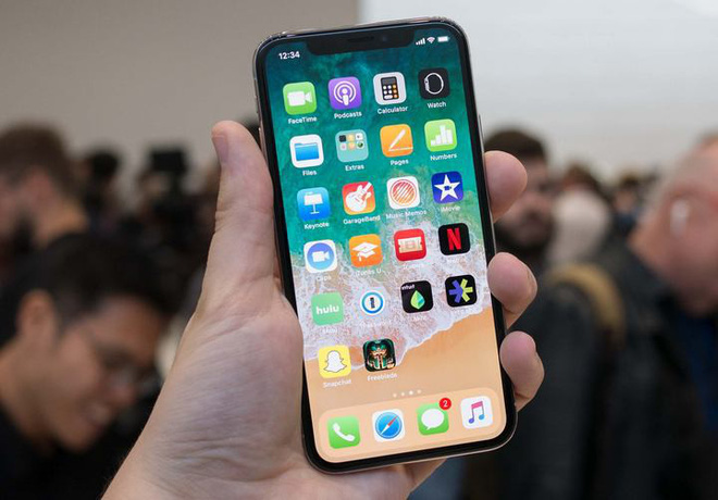 Linh kiện sản xuất iPhone X tồn kho số lượng lớn trước thời điểm iPhone mới sắp ra mắt - Ảnh 1.