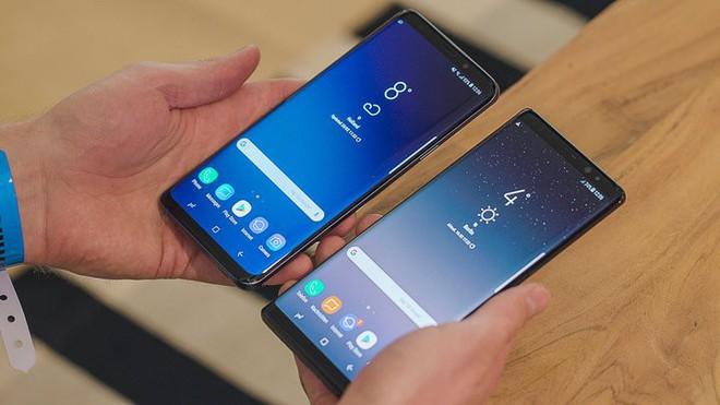 Đã có Galaxy S9+ màn hình to rồi vậy thì cần lý gì do gì để chờ đợi Galaxy Note 9? - Ảnh 1.