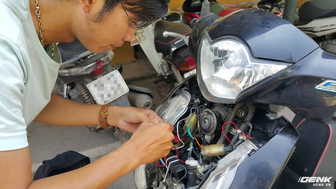 Đánh giá smartkey chống cướp, trộm cho xe máy giá gần 1,8 triệu: thiết kế đẹp, nhiều tính năng, đồ made in Việt Nam nhưng toàn tiếng Anh - Ảnh 9.