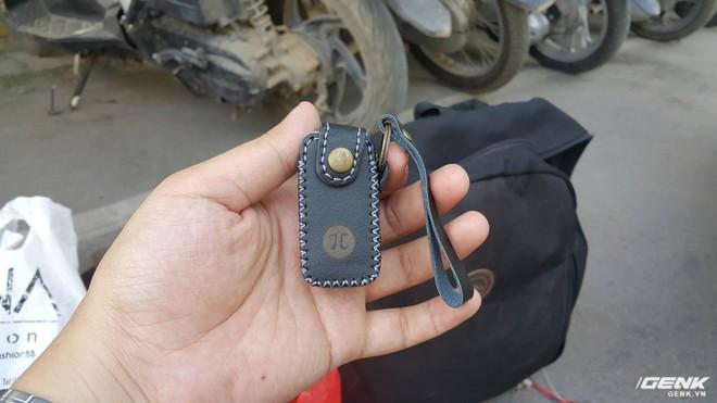 Đánh giá smartkey chống cướp, trộm cho xe máy giá gần 1,8 triệu: thiết kế đẹp, nhiều tính năng, đồ made in Việt Nam nhưng toàn tiếng Anh - Ảnh 15.
