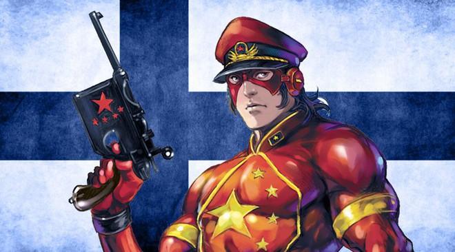 Chuyện gì cũng có thể xảy ra: Trung Quốc rục rịch sắm luôn cho mình Captain China? - Ảnh 1.