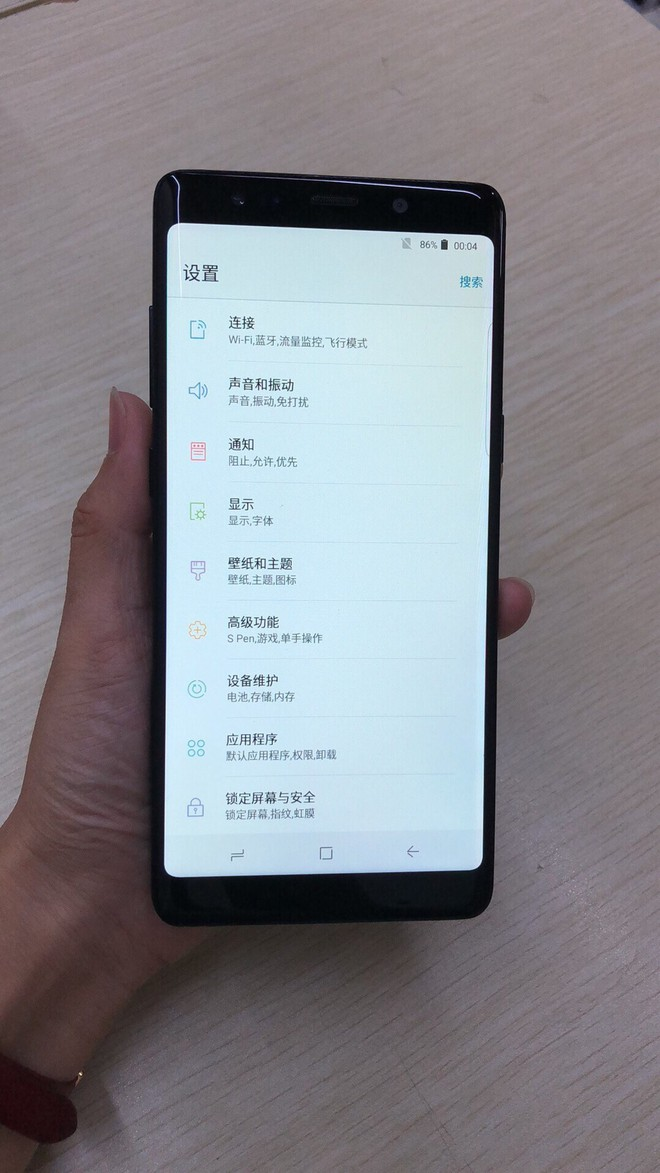 Cẩn thận với Samsung Galaxy Note9 fake đang xuất hiện tràn lan - Ảnh 2.