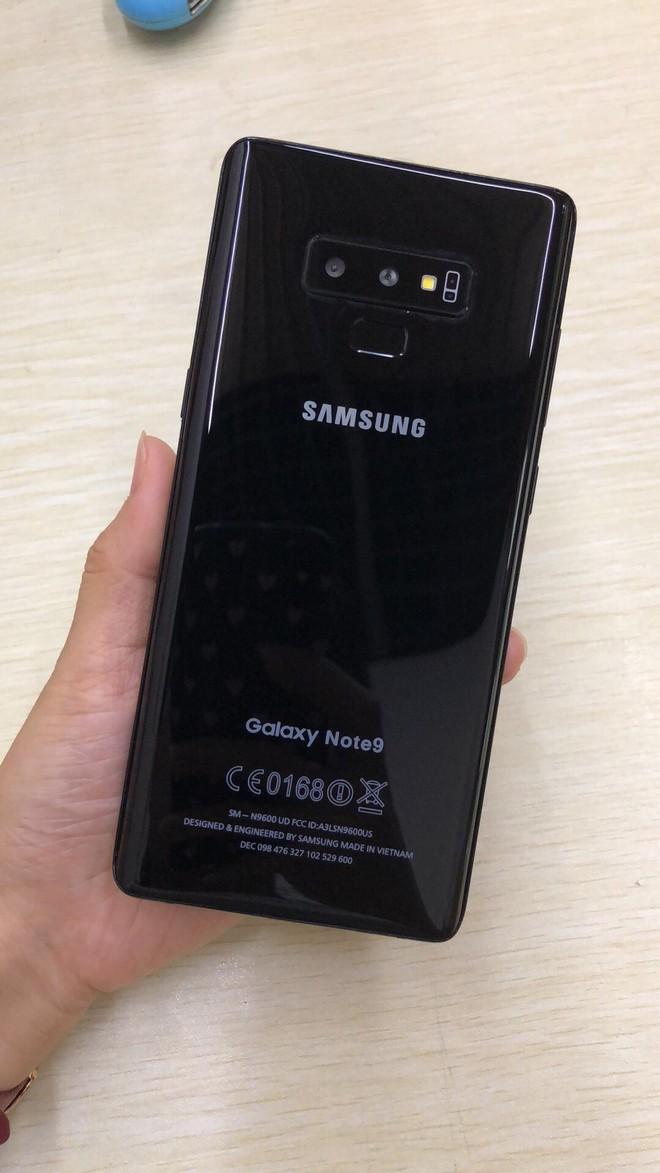 Cẩn thận với Samsung Galaxy Note9 fake đang xuất hiện tràn lan - Ảnh 4.