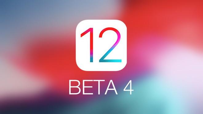 Apple chính thức tung ra iOS 12 beta 4 kèm với... một loạt lỗi - Ảnh 1.