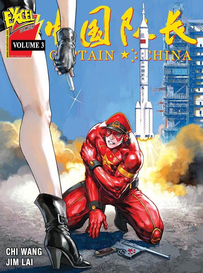 Chuyện gì cũng có thể xảy ra: Trung Quốc rục rịch sắm luôn cho mình Captain China? - Ảnh 3.