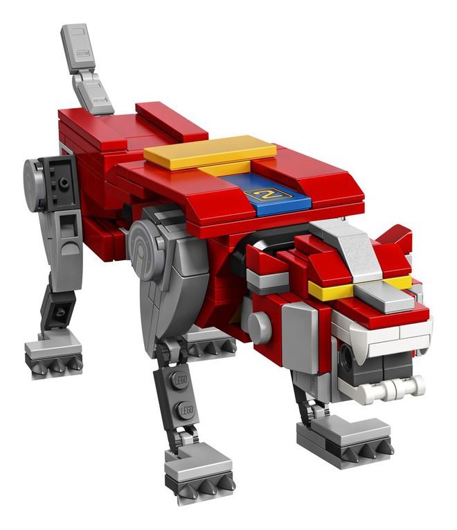 Trở về tuổi thơ với bộ LEGO Dũng sĩ Hesman đủ 5 con sư tử 2321 mảnh nhưng giá hơi cao tận 4 triệu - Ảnh 5.
