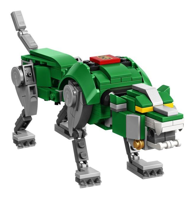 Trở về tuổi thơ với bộ LEGO Dũng sĩ Hesman đủ 5 con sư tử 2321 mảnh nhưng giá hơi cao tận 4 triệu - Ảnh 7.
