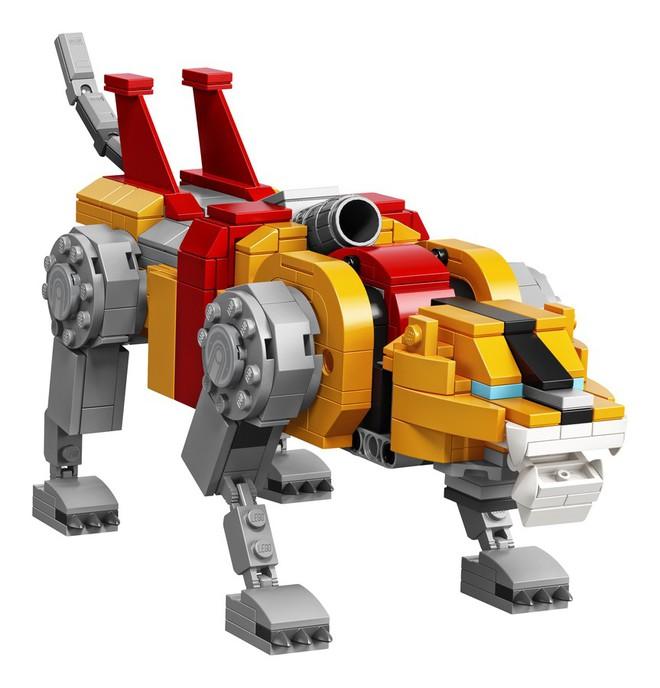 Trở về tuổi thơ với bộ LEGO Dũng sĩ Hesman đủ 5 con sư tử 2321 mảnh nhưng giá hơi cao tận 4 triệu - Ảnh 8.