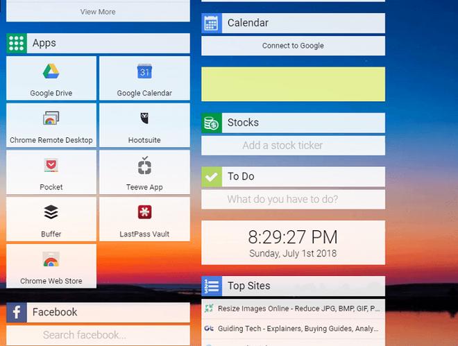 6 tiện ích mở rộng của Chrome giúp trang chủ trở nên sinh động, tiện lợi và bớt nhàm chán hơn - Ảnh 7.