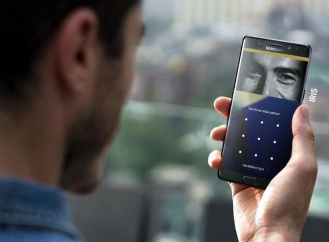 Samsung quyết đối chọi với iPhone giá rẻ bằng cách đưa máy quét mống mắt lên dòng smartphone giá rẻ - Ảnh 1.