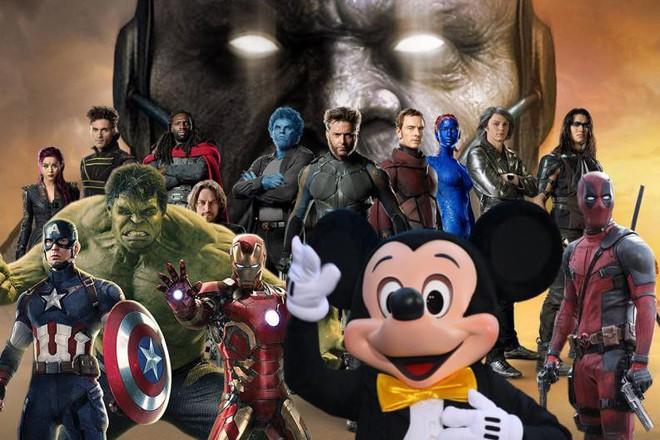 Vũ trụ điện ảnh Marvel sẽ ra sao khi Disney rước Fox về dinh? - Ảnh 1.