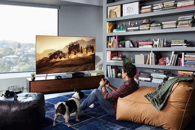 Samsung ra mắt TV cao cấp giá bình dân Q6F giá chỉ 30 triệu ở Việt Nam, làm nóng cuộc chiến với Sony, LG - Ảnh 3.