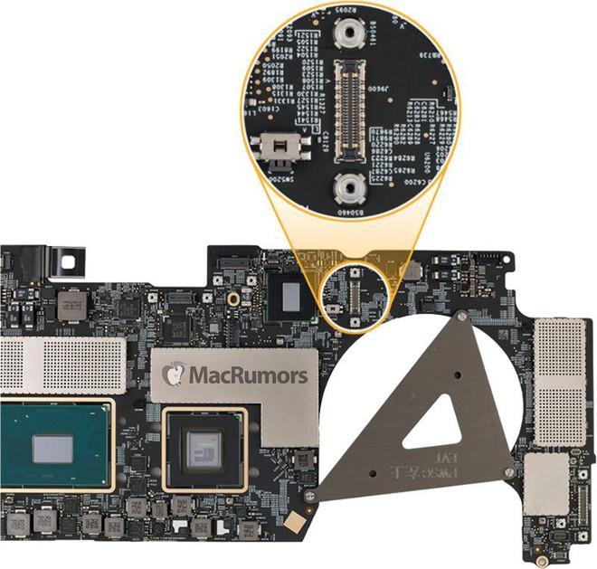 Người dùng MacBook Pro 2018 có thể mất hẳn dữ liệu nếu mạch logic bị hỏng - Ảnh 2.