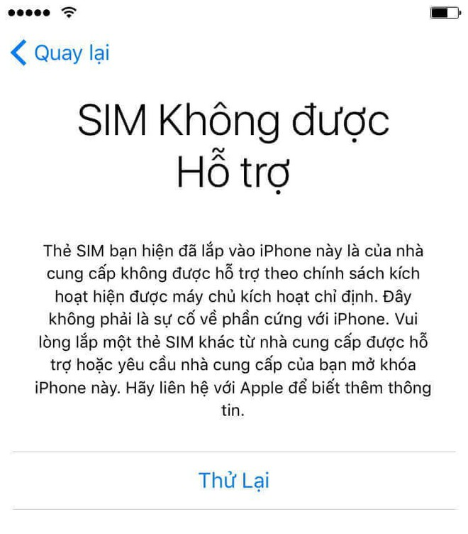 Cẩn trọng khi mua iPhone quốc tế ở thời điểm hiện tại - Ảnh 2.