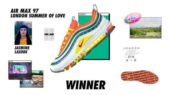 Fan Nike lại được một phen dậy sóng với sample của 6 mẫu Air Max giành chiến thắng tại ON AIR 2018 - Ảnh 16.