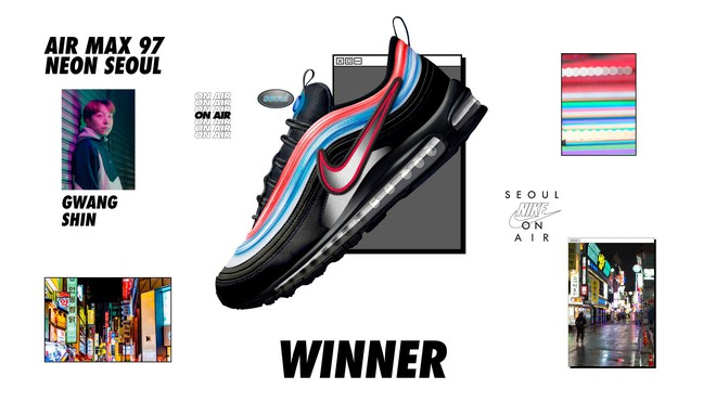 Fan Nike lại được một phen dậy sóng với sample của 6 mẫu Air Max giành chiến thắng tại ON AIR 2018 - Ảnh 3.