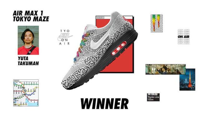 Fan Nike lại được một phen dậy sóng với sample của 6 mẫu Air Max giành chiến thắng tại ON AIR 2018 - Ảnh 33.