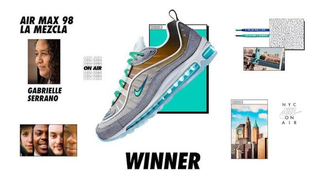Fan Nike lại được một phen dậy sóng với sample của 6 mẫu Air Max giành chiến thắng tại ON AIR 2018 - Ảnh 10.