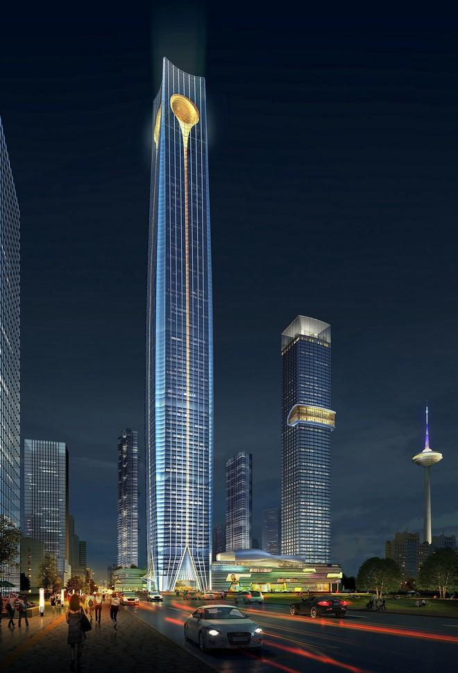 Cùng chiêm ngưỡng 7 tòa cao ốc chọc trời đang được xây dựng ở khắp nơi trên thế giới - Ảnh 6.